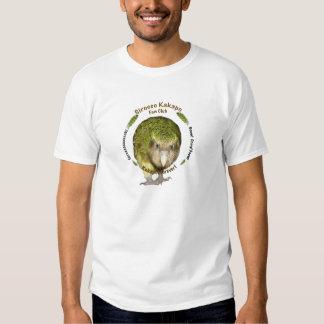 Club de fans del Kakapo del siroco Camisas