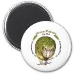 Club de fans del Kakapo del siroco Imán De Frigorifico