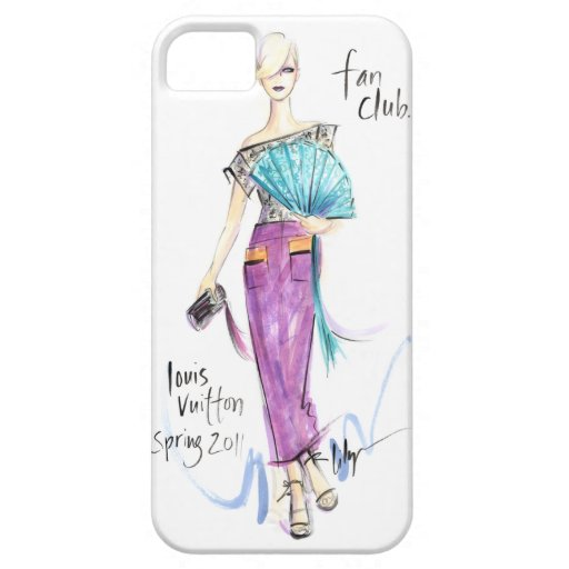 Club de fans funda para iPhone 5 barely there