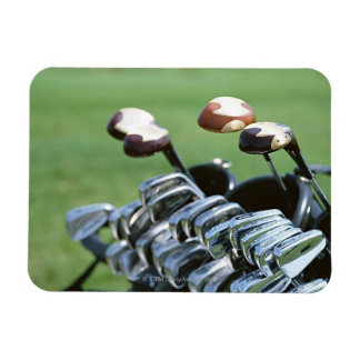 Club de golf imanes flexibles
