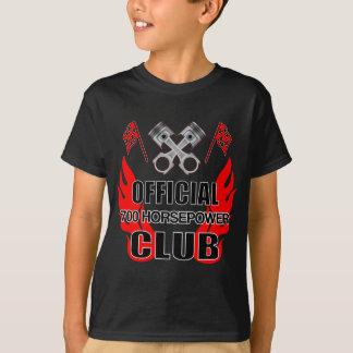 Club de HP del funcionario 700 Playeras