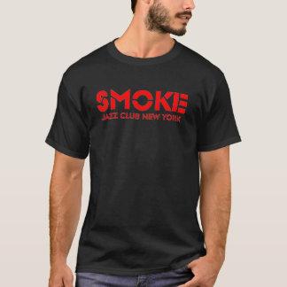 Club de jazz del humo T Playera