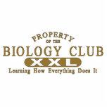 Club de la biología esculturas fotográficas