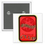 ¡Club de la ciencia! Pin