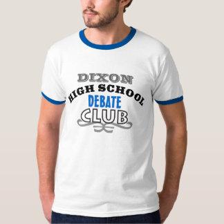 Club de la High School secundaria - discusión Poleras