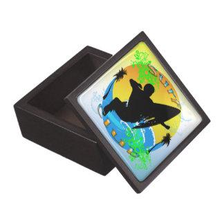 Club de la resaca - caja de regalo superior de la  caja de recuerdo de calidad