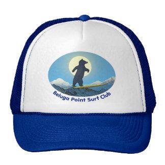 Club de la resaca del punto de la beluga gorra