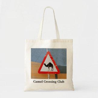 Club de la travesía del camello bolsa
