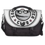 Club de la vespa del zombi bolsas de portatil