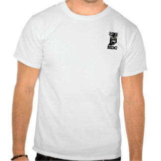 Club de los ciervos del Hoosier Camiseta