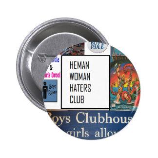 club de los enemigos de mujer del heman pin