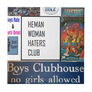 club de los enemigos de mujer del heman tejas