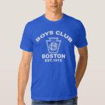 ¡Club de los muchachos! Playeras