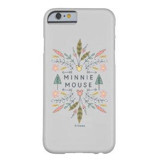 Club de los vagabundos de los jóvenes de Minnie Funda De iPhone 6 Barely There