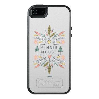 Club de los vagabundos de los jóvenes de Minnie Funda Otterbox Para iPhone 5/5s/SE