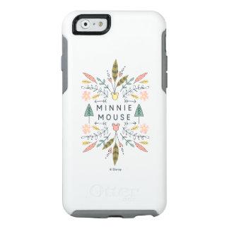 Club de los vagabundos de los jóvenes de Minnie Funda Otterbox Para iPhone 6/6s