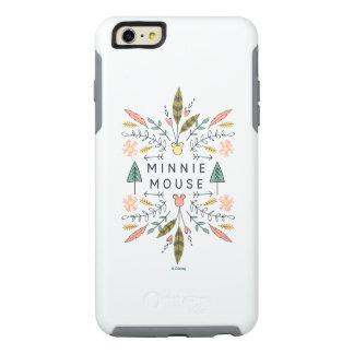 Club de los vagabundos de los jóvenes de Minnie Funda Otterbox Para iPhone 6/6s Plus