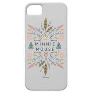Club de los vagabundos de los jóvenes de Minnie iPhone 5 Carcasa