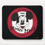 Club de Mickey Mouse Alfombrilla De Ratón