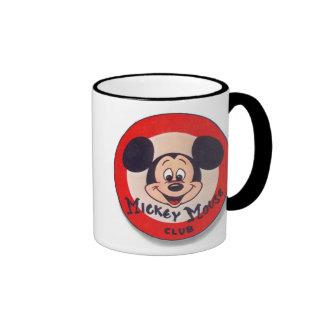 Club de Mickey Mouse Tazas De Café