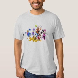 Club de Mickey y de los amigos el | Playera