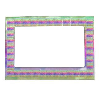 Club de punto de lana - pulsar para ampliar de las marcos magnéticos de fotos