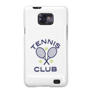 Club de tenis samsung galaxy SII fundas