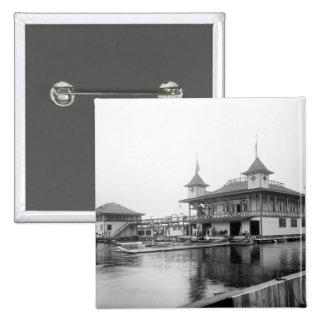 Club del barco de Duluth: 1906 Pins