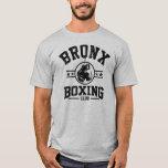 Club del boxeo de Bronx Playera