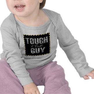 Club del chico duro camiseta