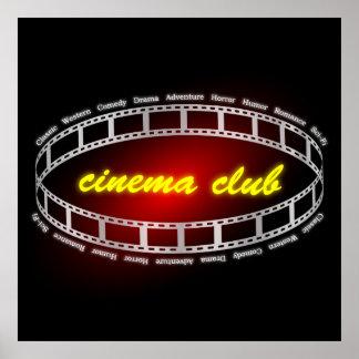 Club del cine poster