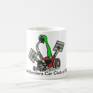 Club del coche de los dobladores de Rod de Nueva Taza Clásica