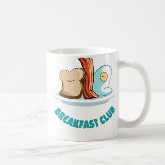 Club del desayuno taza