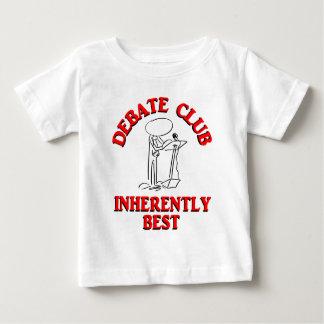 Club del discusión intrínsecamente mejor camisas