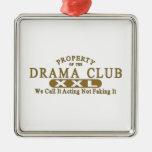 Club del drama adorno