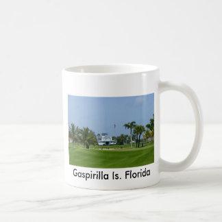 Club   del golf de Gasparilla Taza