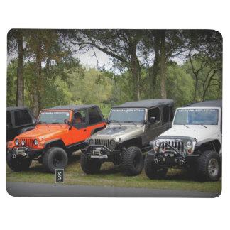 Club del jeep cuaderno