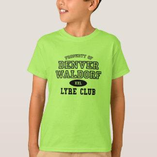 Club del Lyre - escoja cualquier tamaño, estilo y Playera