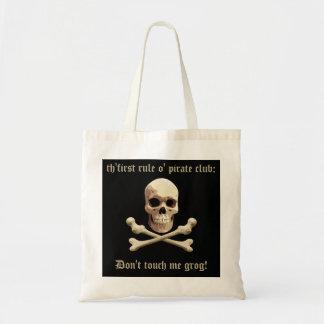 Club del pirata bolsa