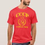Club del veterano de CCCP Playera