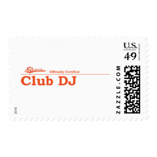 Club DJ certificado Franqueo