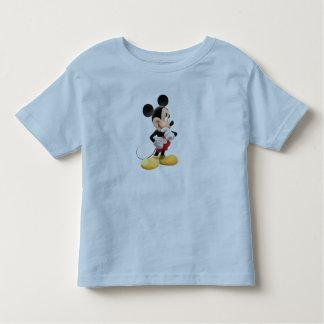 Club el | de Mickey Mouse que piensa Playera De Bebé