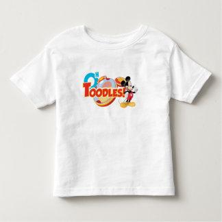 Club el | Toodles de Mickey Mouse Playera De Bebé