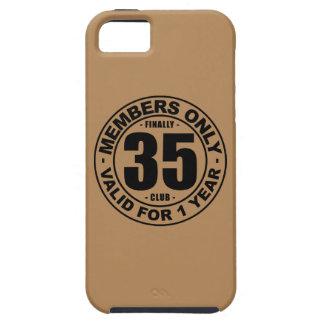 Club finalmente 35 iPhone 5 funda