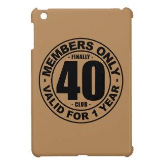 Club finalmente 40