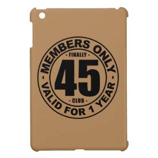 Club finalmente 45