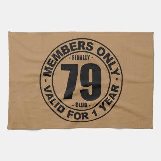Club finalmente 79 toallas de mano