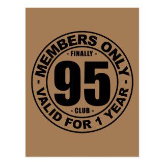 Club finalmente 95 postales