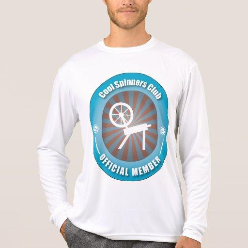Club fresco de los hilanderos camisetas