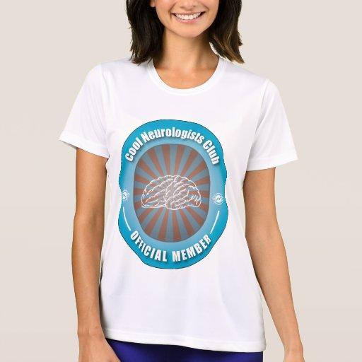 Club fresco de los neurólogos t-shirts